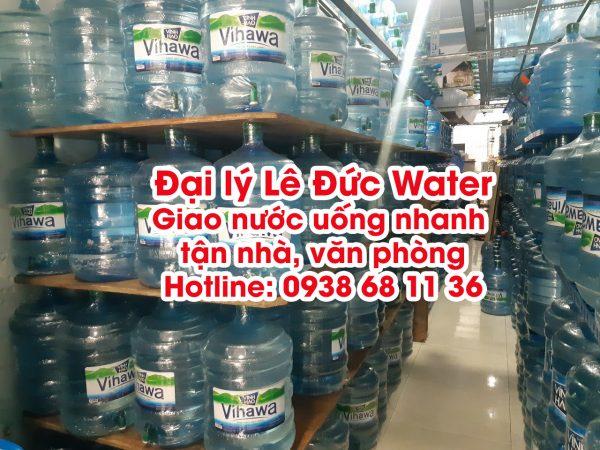 Đại lý giao nước uống gần đây